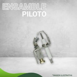 83E-1453 ENSAMBLE PILOTO GAS NATURAL C/ORIFICIO BCR-18 Masstercal de Industrias Mass