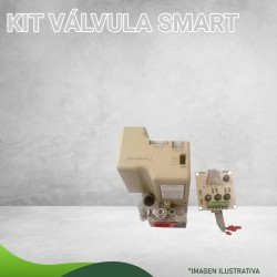 34F-9631 KIT VALVULA SMART MOD. LC 150 A 650 (3 LEDS) GAS NAT Masstercal de Industrias Mass