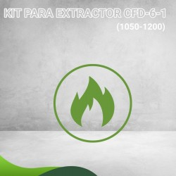 34F-8780 KIT PARA EXTRACTOR CFD-5-1 (150-900) Masstercal de Industrias Mass