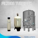 TXE-48 MVS Filtro Turbidex Aquaplus, Epóxico, Control Digital MVS Canature, Código 81257-51