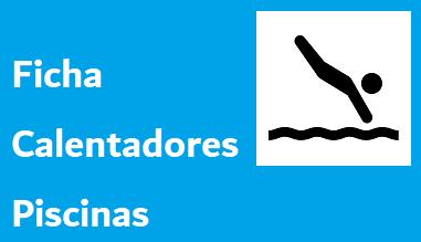 Ficha Calentadores PISCINAS