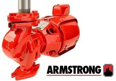 Circuladores Agua Marca Armstrong